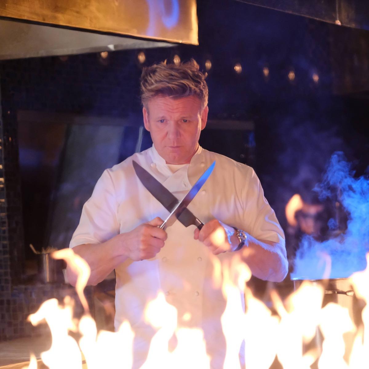 Gordon Ramsay HellS Kitchen Stream