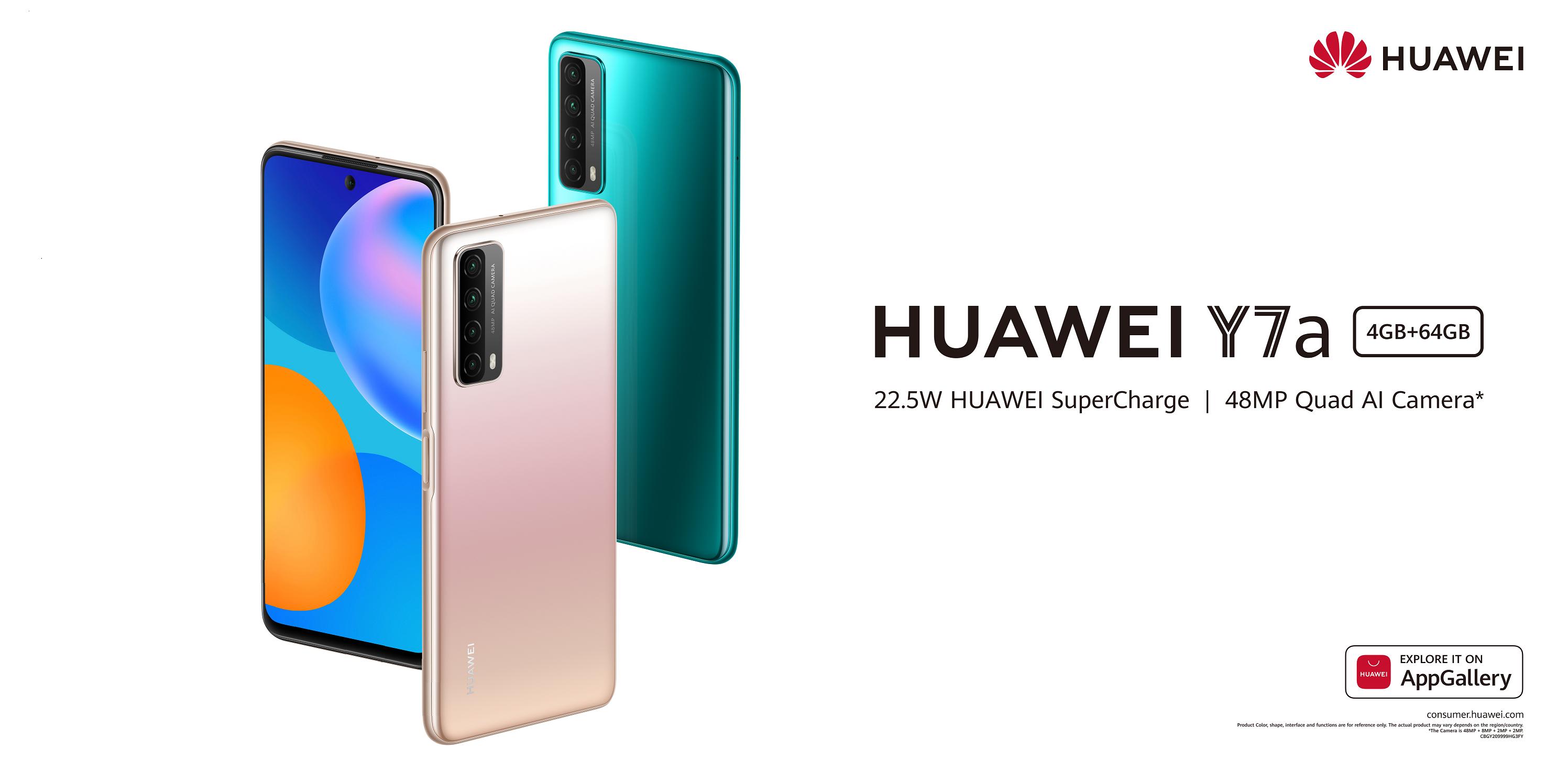 Huawei anuncia el lanzamiento del nuevo smartphone HUAWEI Y7a – Fandom